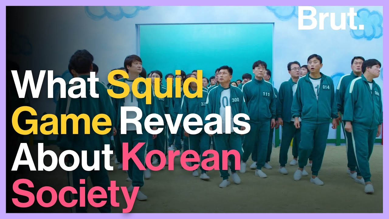 """What """"Squid Game"""" says about the Korean society"""