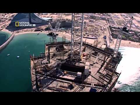 Burj Al Arab Architecture Project