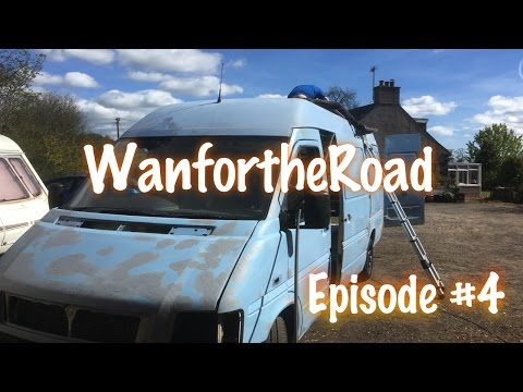 Wan for the Road #4 - Vera gets naked