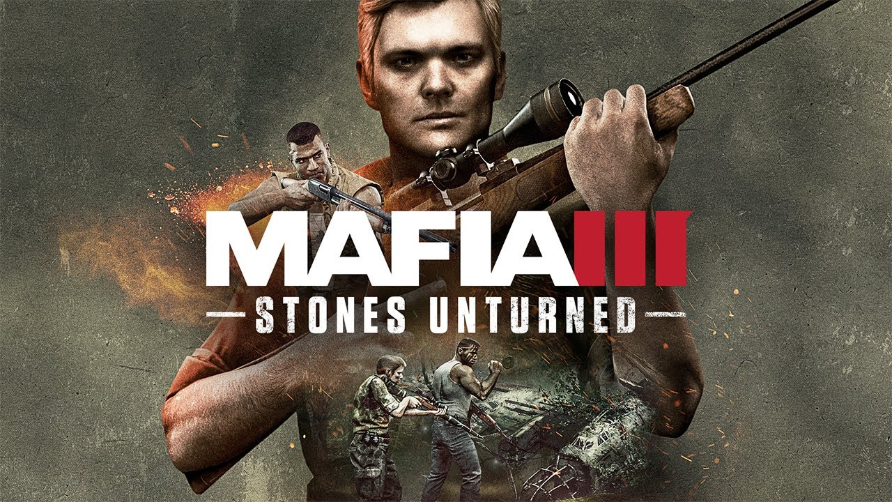 Mafia III Stones Unturned Trainer Free Download