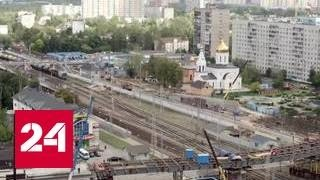 видео Новостройки на Каширском шоссе