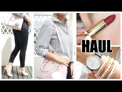 Auckland Haul // Clothing, Makeup, Lingerie, LUSH!