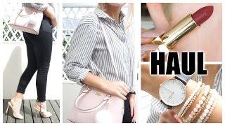 Auckland Haul // Clothing, Makeup, Lingerie, LUSH!