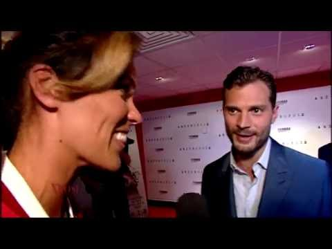Jamie Dornan Chats Bromance And His Full Frontal 50 Shades Scene