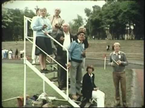 Atletik - Landsstævne 1985 i Odense/Skallebølle