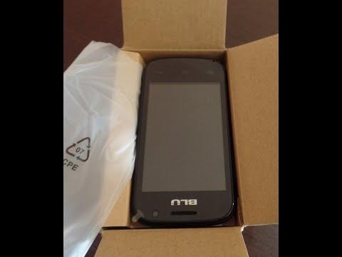 Celular Desbloqueado Blu Dash JR D141W Dual Sim Factory Unlocked