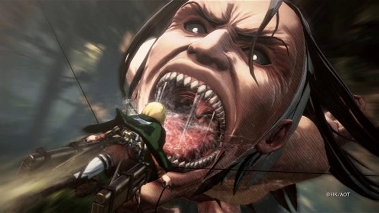 Attack on titan tribute game download.