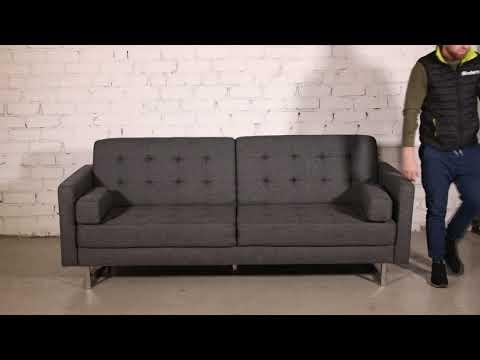 Дизайнерский диван-кровать Chicago 3-х местный от iModern