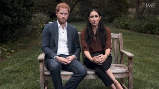 video: It's hard to see any way back into the Royal family for Harry and Meghan after risky decision to appear in US voting video