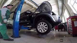 Ремонт двигуна 2.7 D Land Rover Discovery - Блог техцентр Сервіс Парк