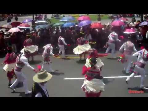 VIRGEN DE LA CANDELARIA DE PUNO 2019 EN LIMA PERU