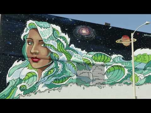 KOCT NewsBrief Oceanside Mural Initiative