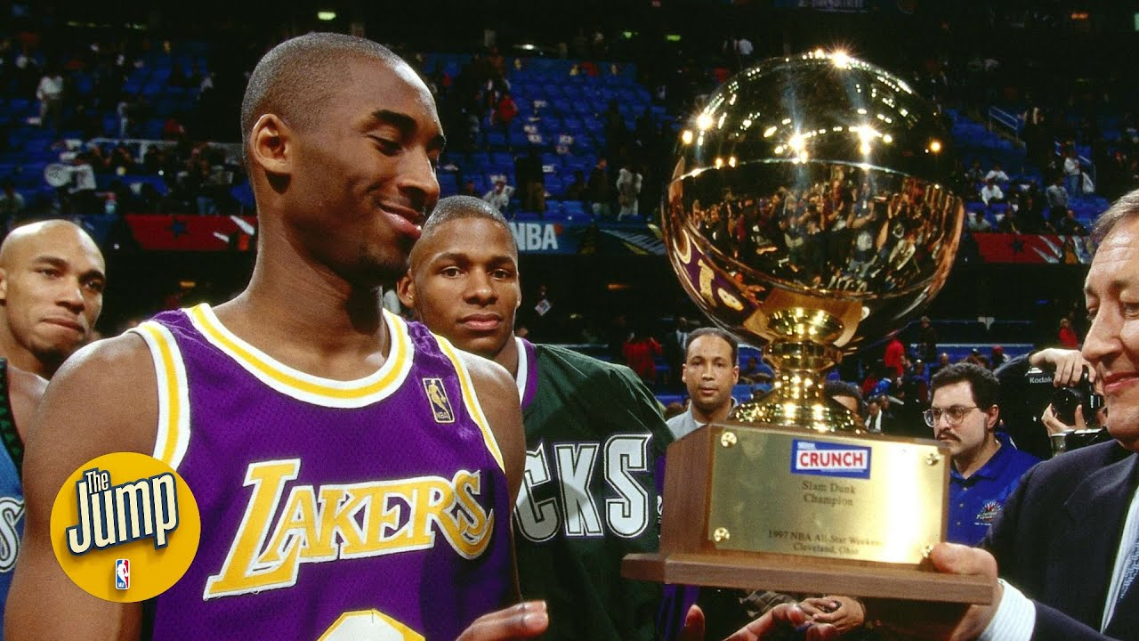 Kobe Bryant's Top 24 Moments [Part 1] | The Jump