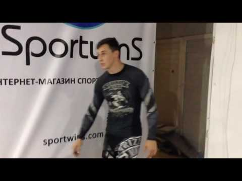 Grizzly MMA,  Cherkasy примерная реакция людей на расширение зала)