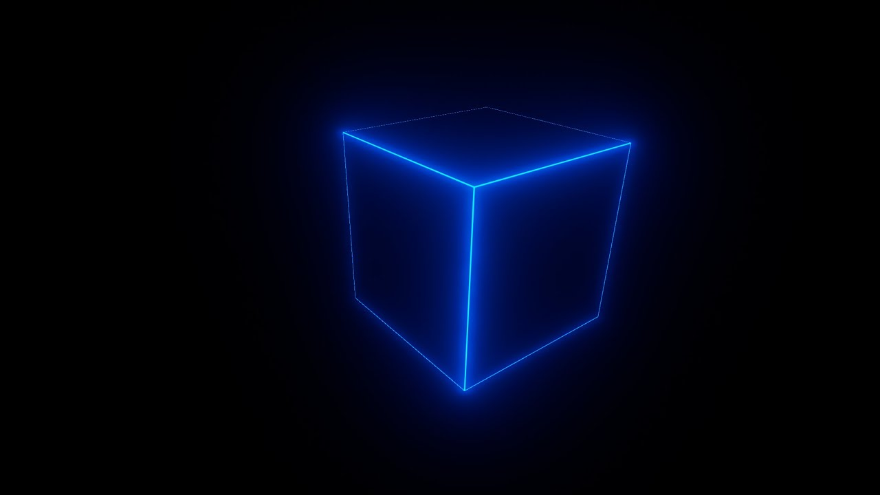 Unreal 4 Tutorial: Advanced tron material #1