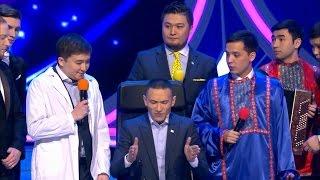 КВН Спарта - 2017  Высшая лига Первая 1/8 Приветствие