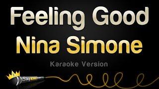 Nina Simone - Feeling Good (Karaoke Version)