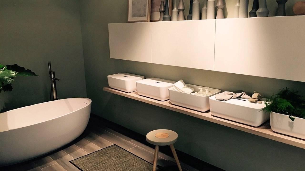 fabulous freistehende badewanne fügt dem charme der sleek moderne, Hause ideen