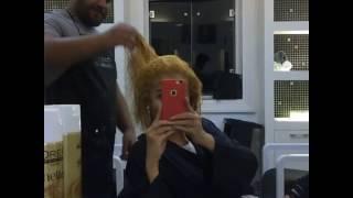 بالفيديو.. غادة عبد الرازق تصدم جمهورها بإطلالة غريبة