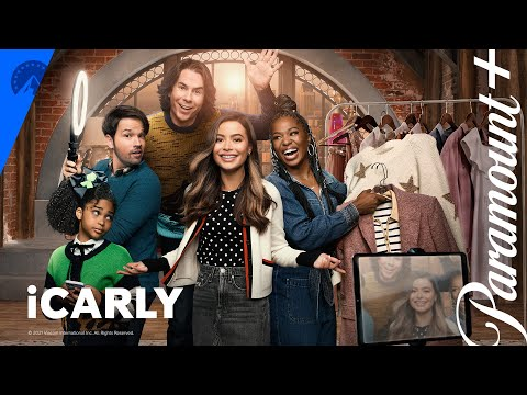 iCarly | Premiere July 30th | Paramount+ Nordic