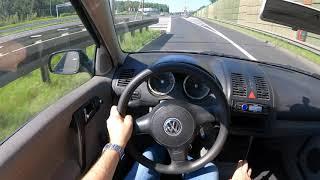 2001 Volkswagen Polo POV Drive