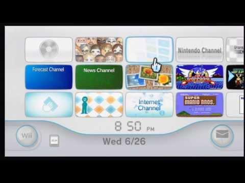 Nintendo Channel (6/26/13) Night Before Wii Channel Shutdown