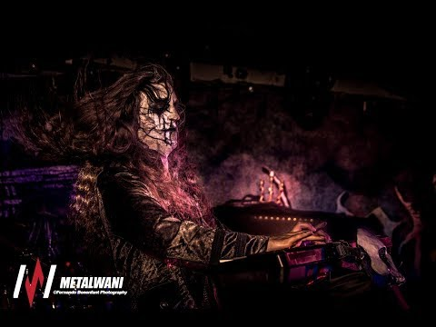 CARACH ANGREN's Clemens on 'Dance And Laugh...', Working With EX DEO, PAIN & Touring (2017)
