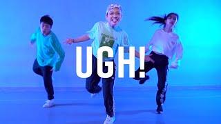 Baixar BTS (방탄소년단) '욱 (UGH!)' / LIGI Choreography.
