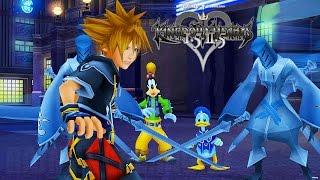 Kingdom Hearts HD 1.5 + 2.5 ReMIX - 60fps PS4 Gameplay @ 1080p HD ✔