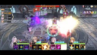 Tower of Challenge Floor 79, I forced my Theo to win ~ King's Raid