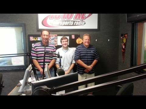 Bobby 12th Gr 1010XL 92.5 FM Interview on May 23, 2013
