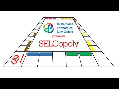 SELC Rewrites the Rules of Monopoly - 2015 Fall Celebration & Showcase