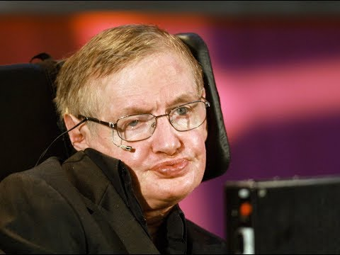 Stephen Hawking helped elevate Canada's science profile