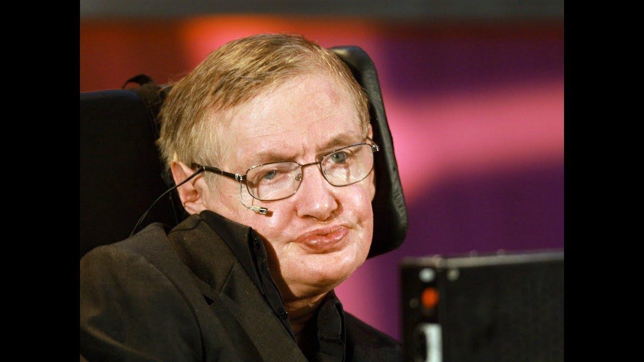 Stephen Hawking helped elevate Canada's science profile #1