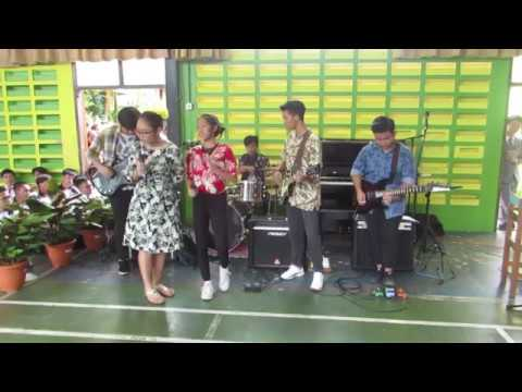 Dinda By Masdo - Band Cover ( Performance For Teachers Day )
