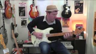 FENDER VOODOO STRATOCASTER - Guitar Music