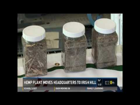 Sunstrand -- This Growing Hemp Processing Plant Moves to Irish Hill