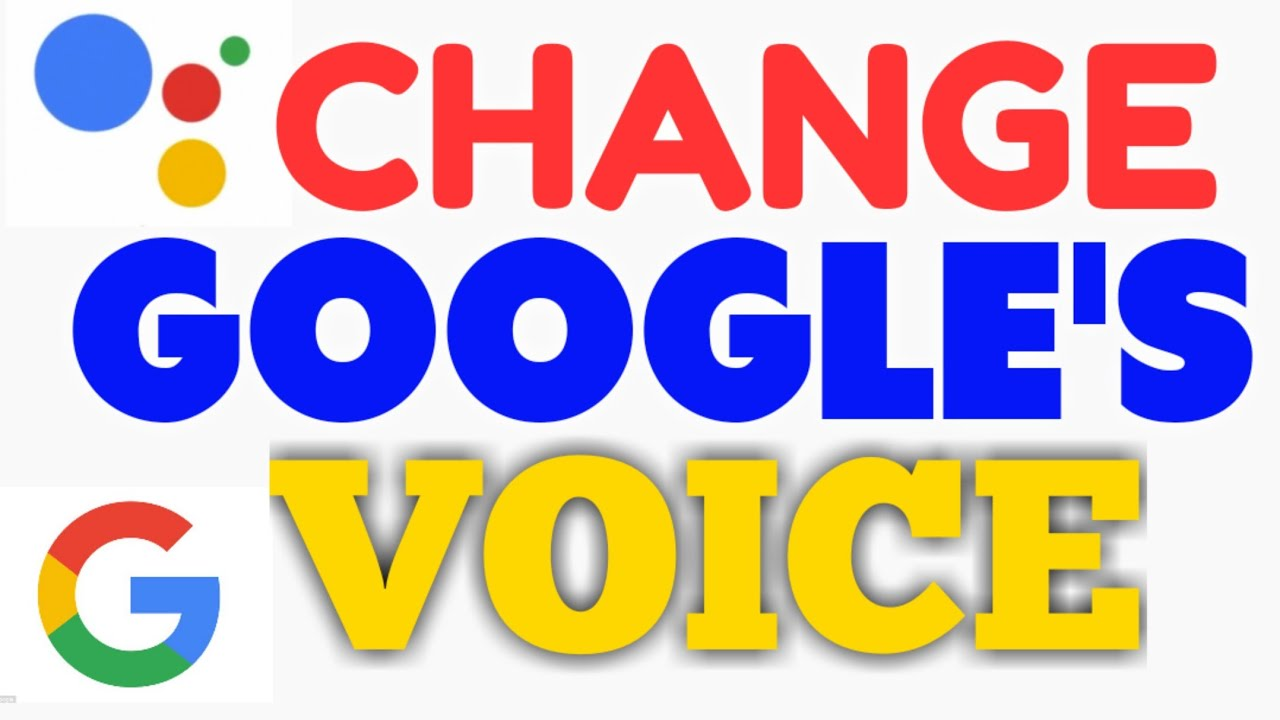 (NEW 2019)🔘CHANGE GOOGLE'S ASSISTANT VOICE FAST & EASY🔘JOHN LEGEND!!NEW  VOICES UP TO 10 OPTIONS!