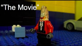 "Lego Spongebob episode 22: Patrick Man ""The Film"""
