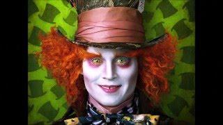 "Картинки из фильма ""Алиса в стране Чудес"" под музыку!!!"