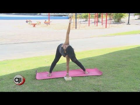 En armonía: Rutina de Yoga para evitar lesiones