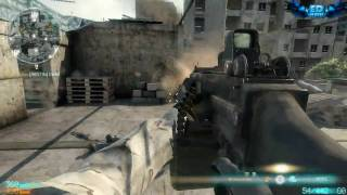 Medal of Honor 2010 Machine Gun Montage  PC Gameplay Very High Settings 720p HD
