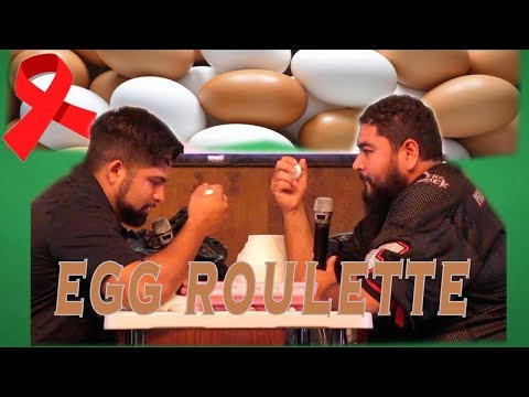 """Redland Christian Academy - EGG ROULETTE!! - """"With Stephen And Bill"""""""