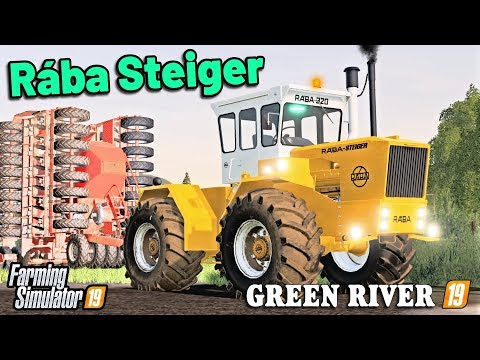 AN OLD GEM JOINS THE FARM | Green River Farming Simulator 19 - Episode 9