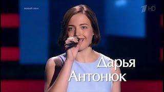 Особый тембр стал залогом успеха Дарьи Антонюк – участницы проекта «Голос»