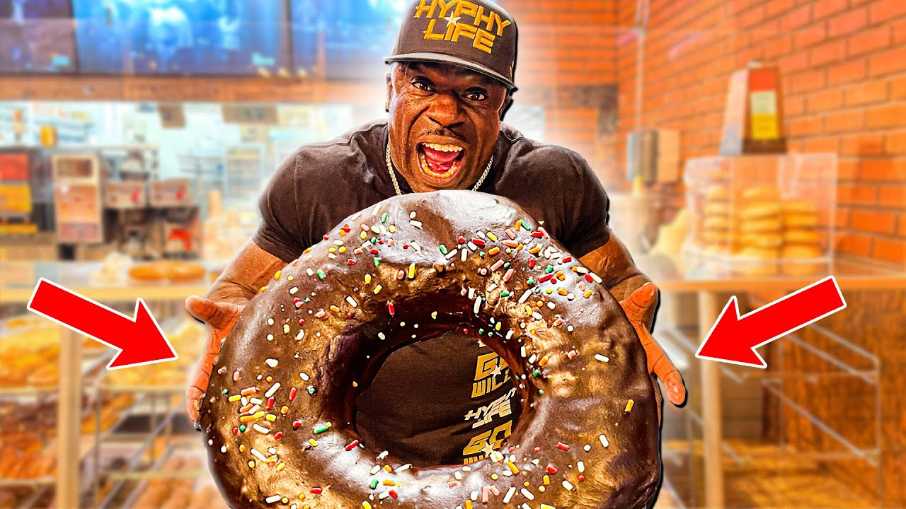 How To Make The World's Best Tasting DONUTS