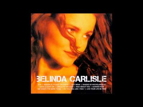 Belinda Carlisle  Heaven Is a Place on Earth HQ