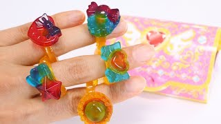 All Edible Jewel Ring Gummy Making Kit