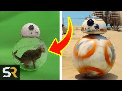 5 Amazing Before and After Hollywood VFX PART 2