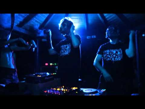 Hallucinator  Total Extintion Party , Colombia.